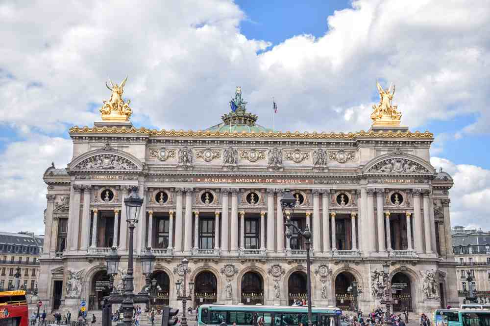 Paris is one of the best European capital for Baroque architecture.
