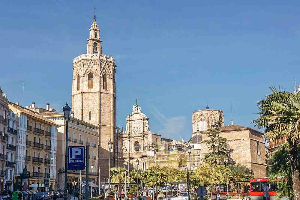 Valencia is one of the best places to see Baroque architecture in Europe.