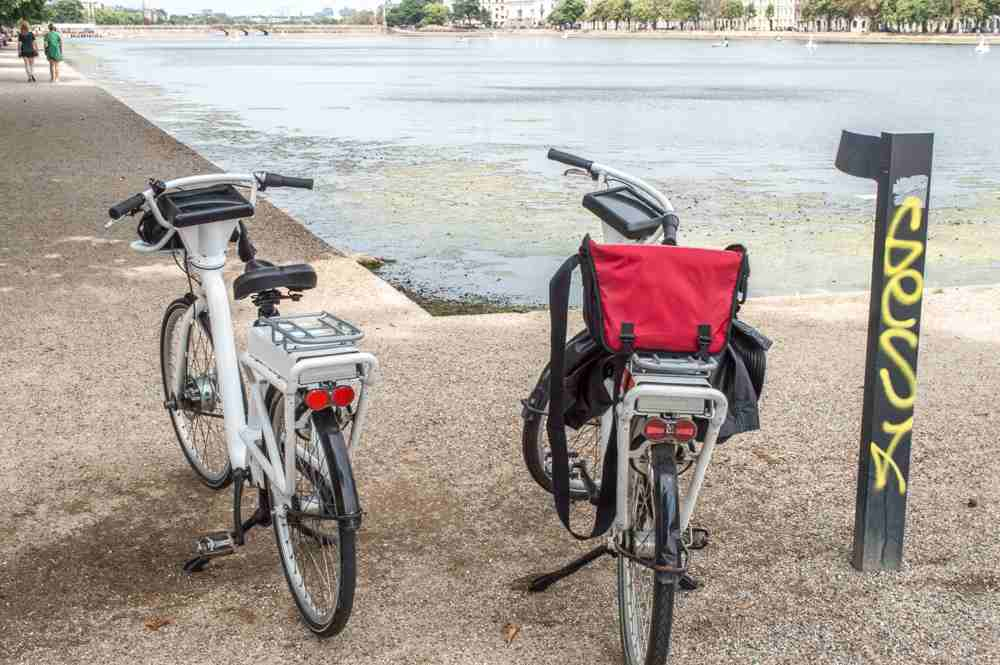 Biking is one of the best ways to explore Copenhagen on a budget.