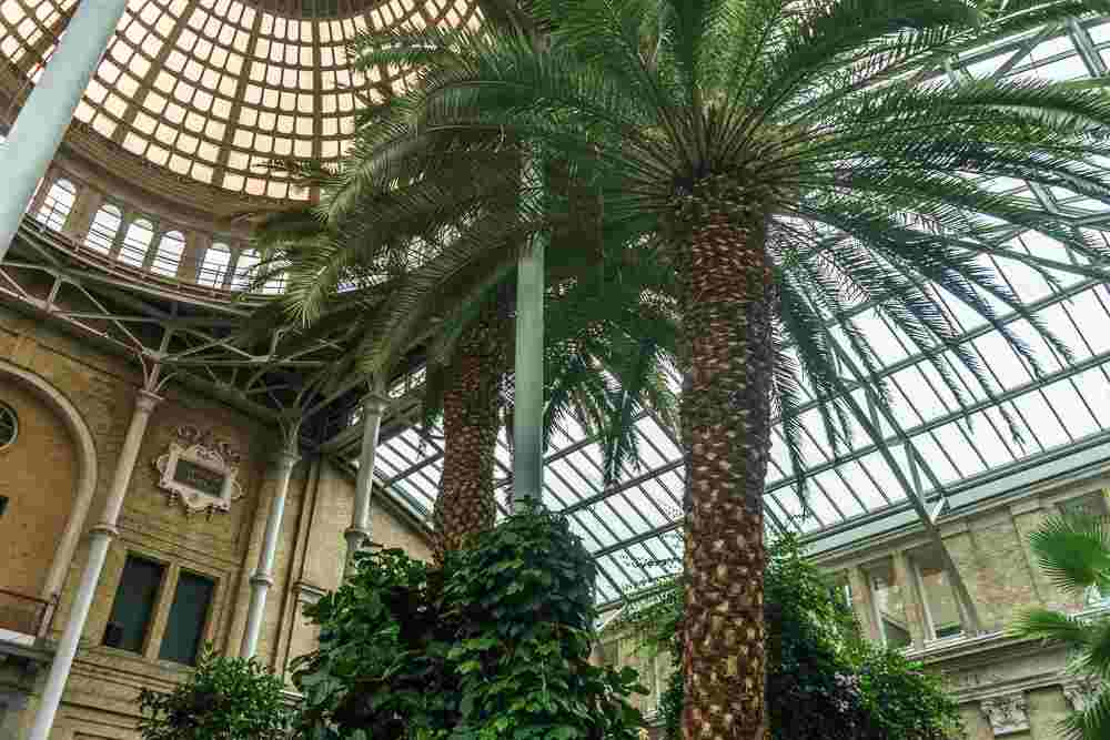 Glyptotek is one of the many free museums in Copenhagen.