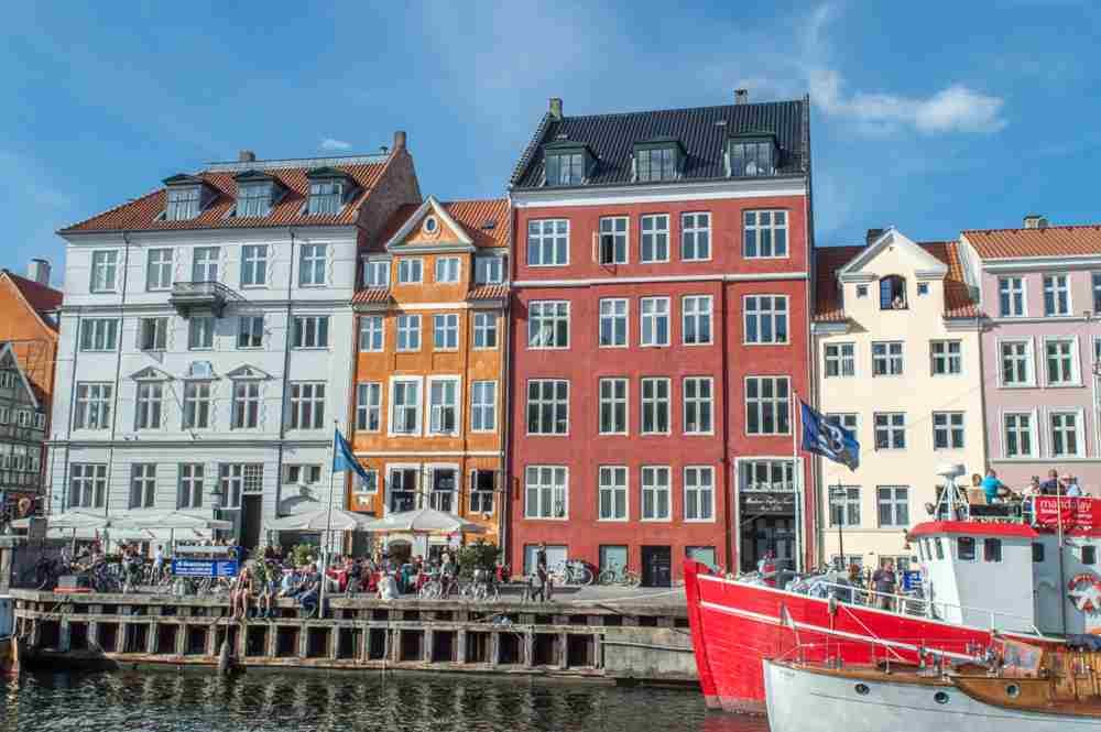 Nyhavn is one of the best things to see in Copenhagen on the cheap.