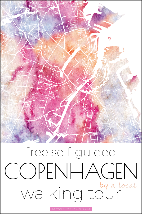 See the best of Copenhagen on this self-guided Copenhagen walking tour. Designed by a local, it will even take you past a couple of hidden gems others don't get so see! #europedestinations #traveldestinations #denmark