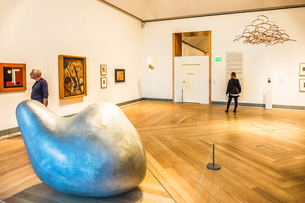 Free things to do in Stockholm: The Museum of Modern Art is one of the must-see attractions when spending 3 days in Stockholm. C: Kiev.Victor/shutterstock.com
