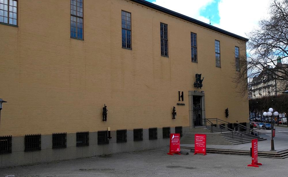 Things to see in Stockholm: A visit to the excellent Swedish History Museum is a must when spending a long weekend in Stockholm.