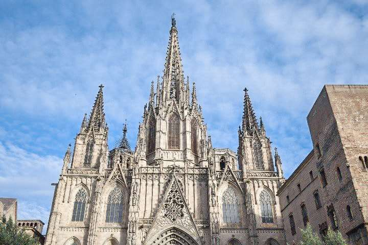 Barcelona is one of the best places in Europe to hunt for Gothic architecture.