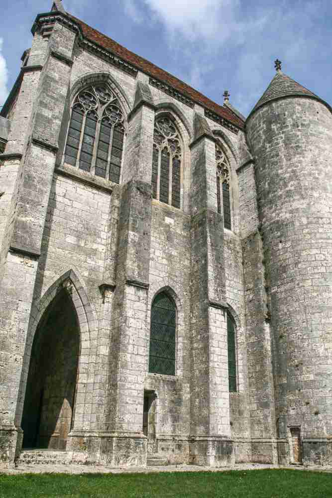 Chartres is one of the best places in Europe to hunt for Gothic architecture.