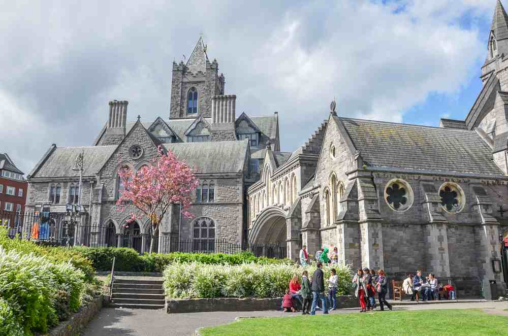 Dublin is one of the best places in Europe to hunt for Gothic architecture.