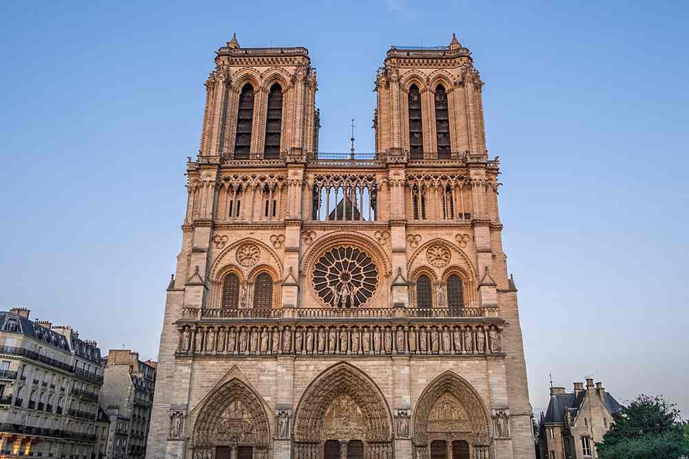 Paris is one of the best places in Europe to hunt for Gothic architecture.