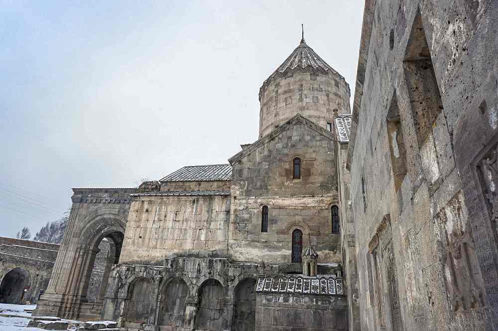 Tatev is one of the best places in Europe to hunt for Gothic architecture.