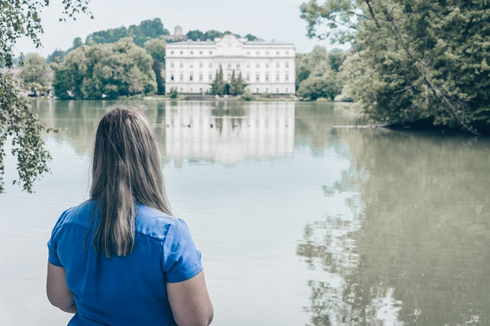 You can admire Leopoldskron palace on this self-guided Sound of Music tour.