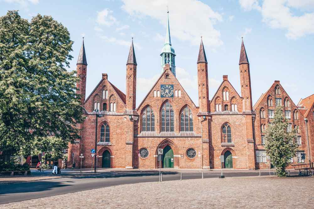 Things to do in Lübeck - The imposing Heiligen-Geist-Hospital