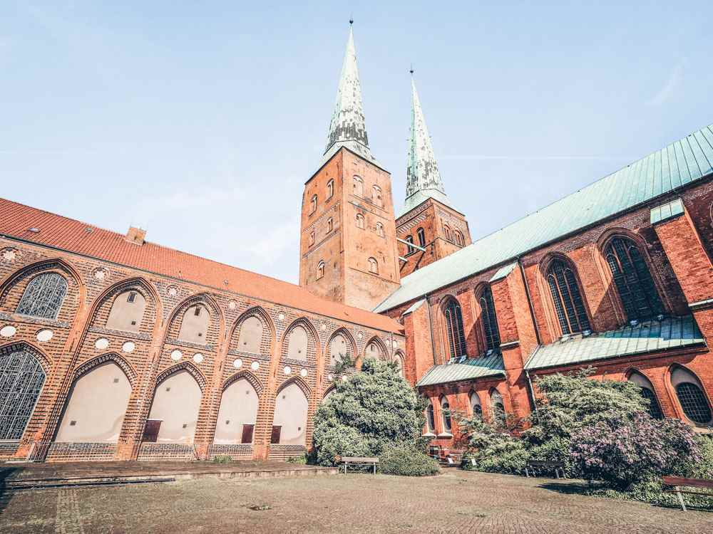 Things to see in Lübeck - Lübeck Cathedral (Dom)