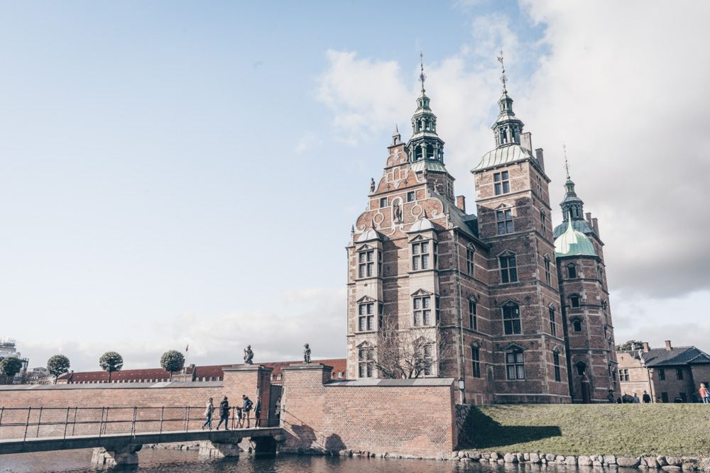 Places to visit in Copenhagen: The beautiful Renaissance-style Rosenborg Castle