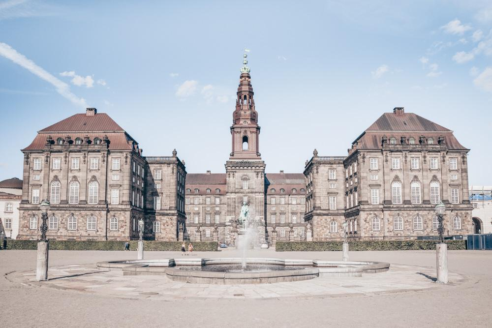 What to see in Copenhagen: Christiansborg Palace, home of the Danish parliament