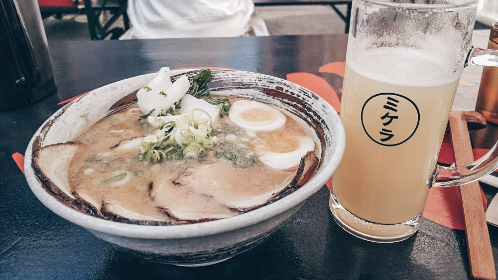 3 Days in Copenhagen: A bowl of ramen and craft beer
