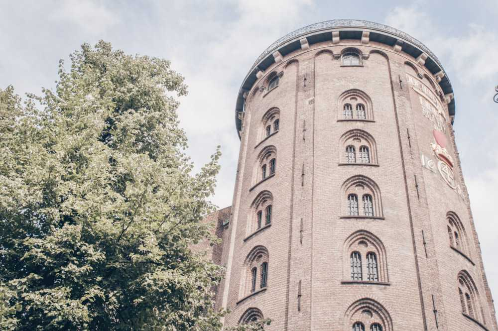 Must-see attractions in Copenhagen: The 17th century Round Tower