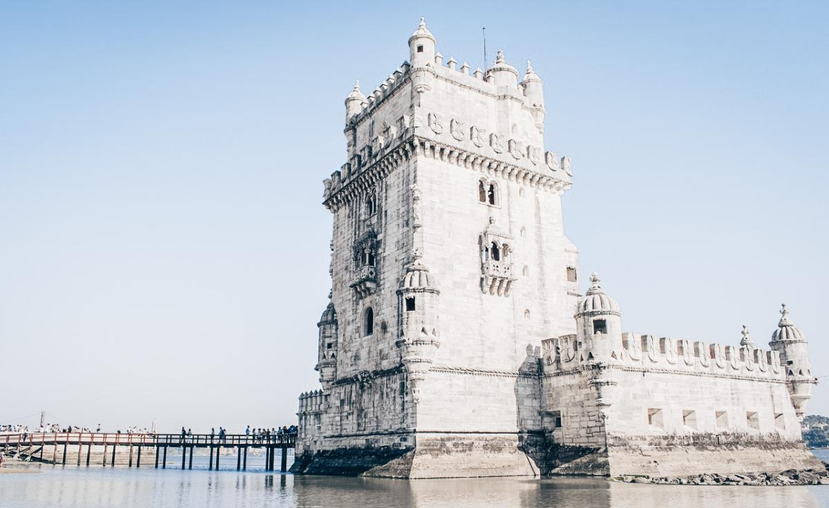 72 Hours in Lisbon: The Manueline style Belem Tower