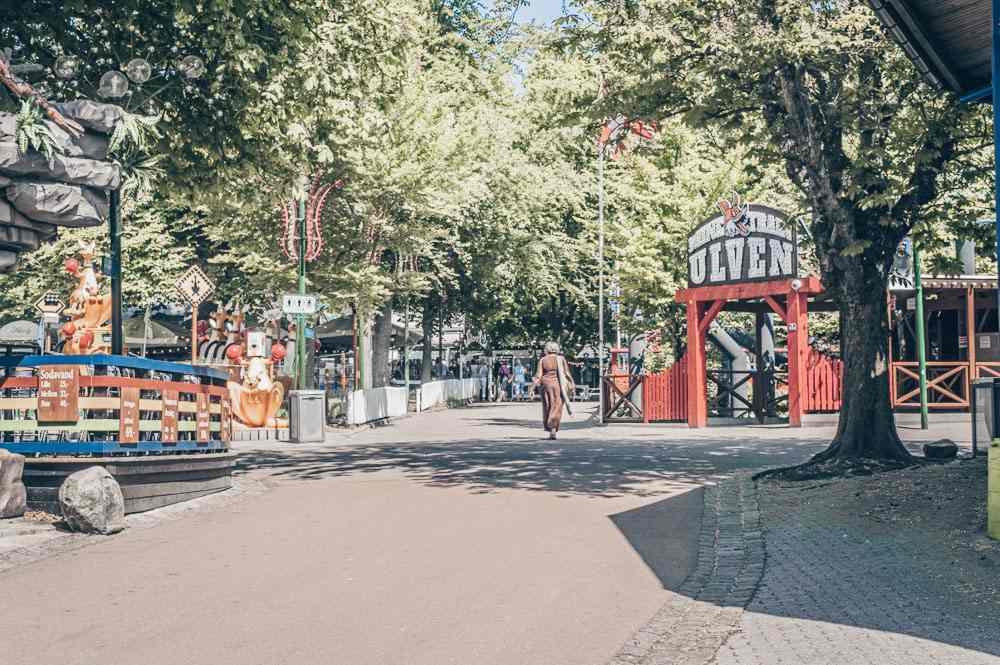 Day Trips from Copenhagen: Bakken Amusement Park, the oldest of its kind in the world