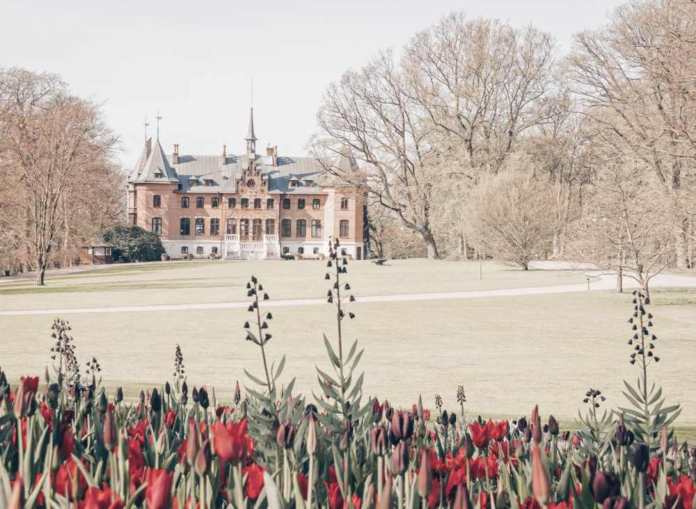 Day Trips from Copenhagen: The beautiful Sofiero Palace and gardens in Helsingborg. PC: Hans Christiansson/shutterstock.com