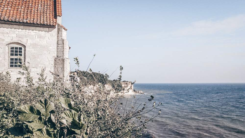 Day Trips from Copenhagen: The white chalk and limestone Cliffs of Stevns