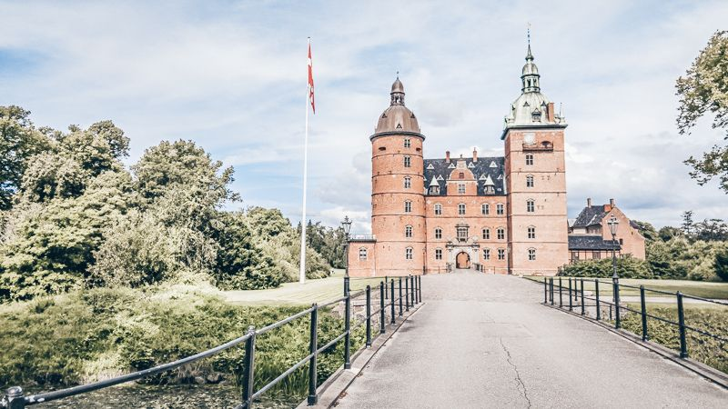 Day Trips from Copenhagen: The 16th century Renaissance-style Vallø Castle