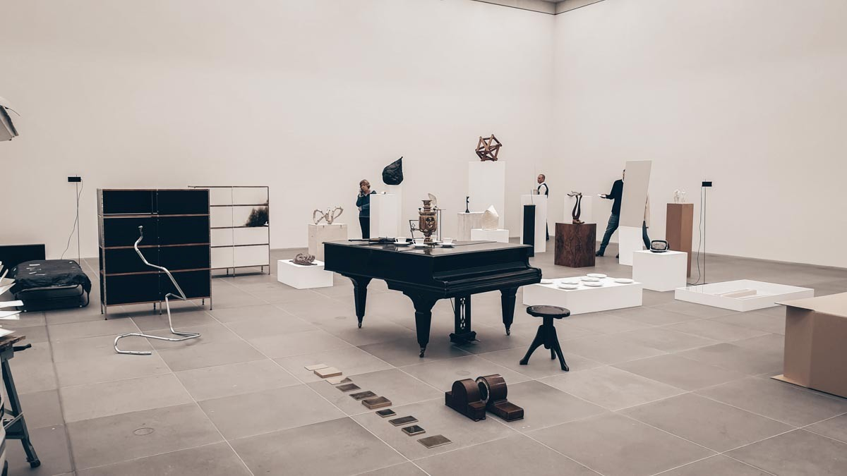 Things to do in Nuremberg: Contemporary art exhibits at the New Museum