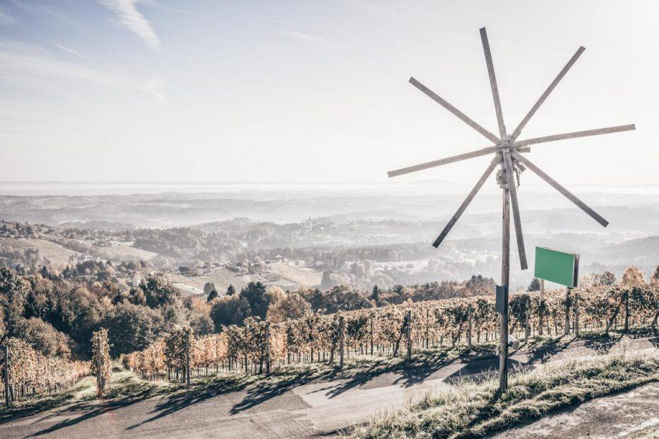 Day Trips From Graz: Klapotetz and vineyards in Southern Styria