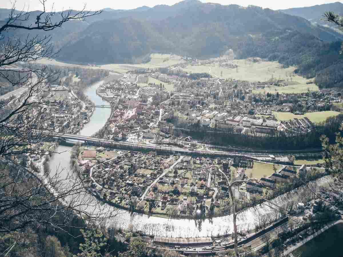 Frohnleiten ist eines der besten Ausflugsziele in der Steiermark.