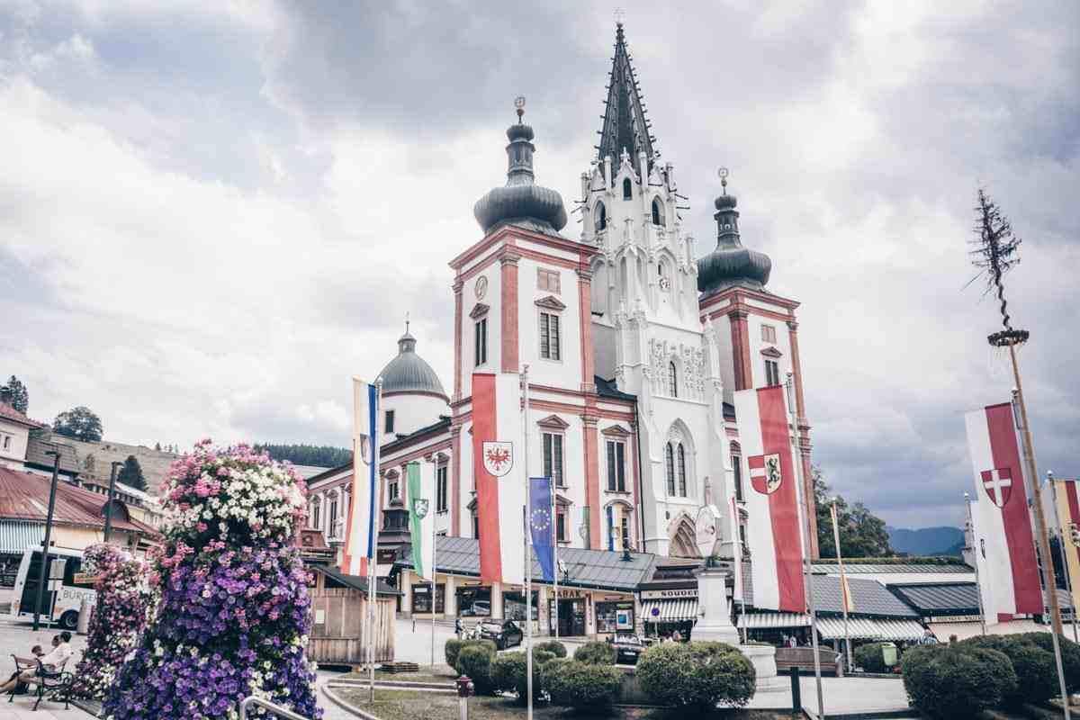 Mariazell ist eines der besten Ausflugsziele in der Steiermark.