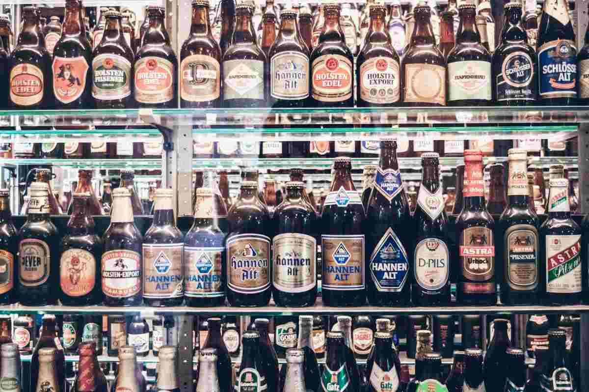 Copenhagen Carlsberg: The world's largest unopened bottled beer collection