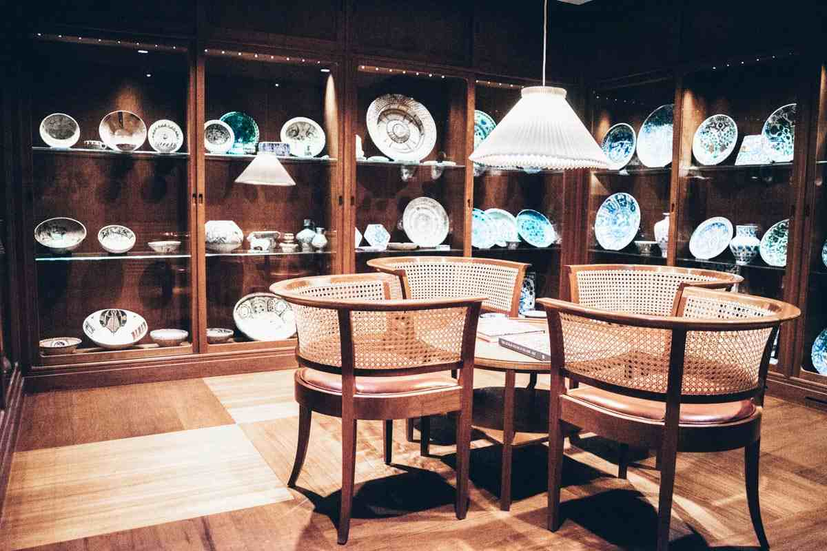 Must-see Copenhagen. Exquisite ceramics on display at the David Collection