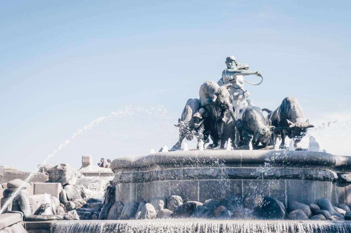 Things to do in Copenhagen: View of the glorious Gefion Fountain