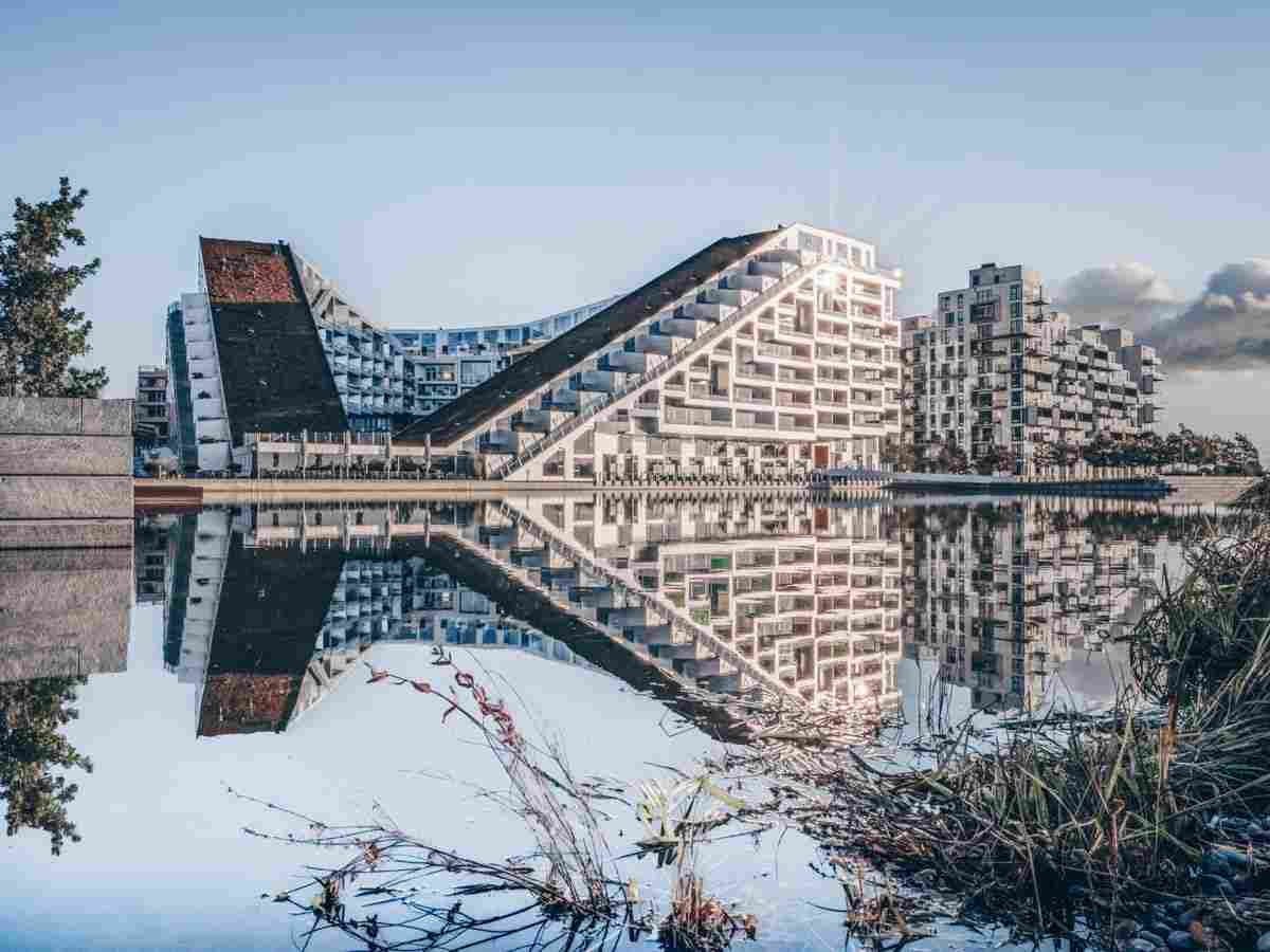 Copenhagen attractions: Stunning modern architecture on Amager in Copenhagen