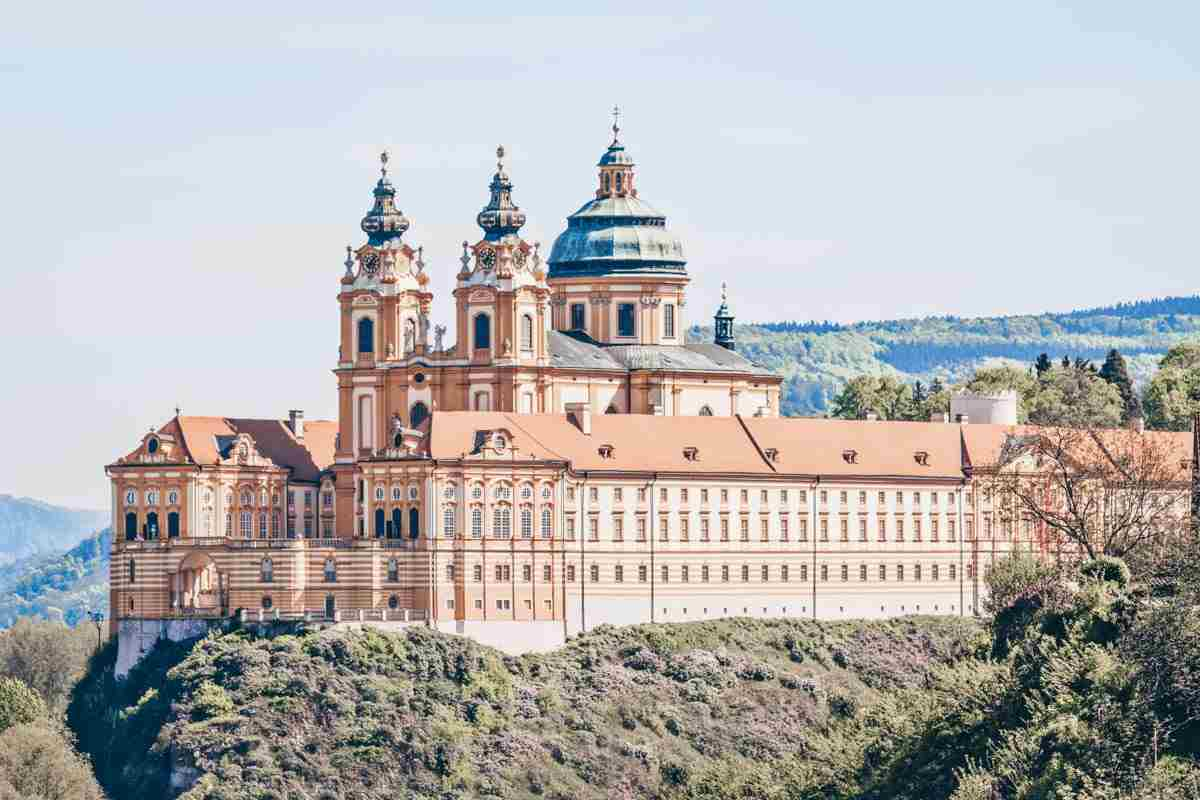 Vienna Day Trips: The venerable Melk Abbey