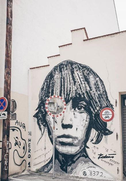 Street Art in Graz