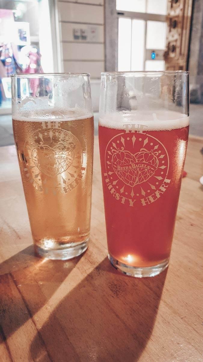 Österreichisches Craft-Bier