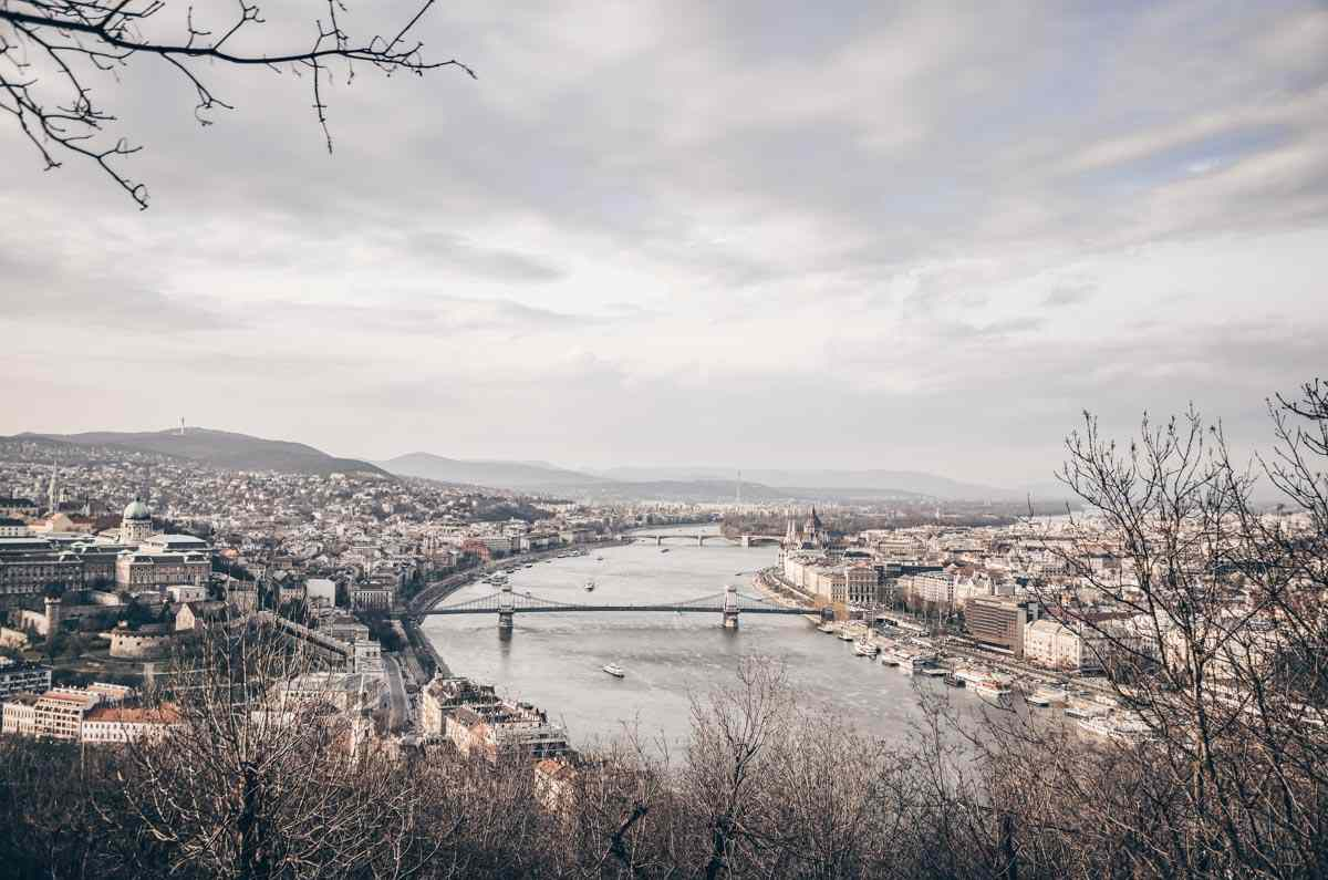 What to see in Budapest: Jaw-dropping vista of Buda Castle, the Danube, Chain Bridge, and Hungarian Parliament
