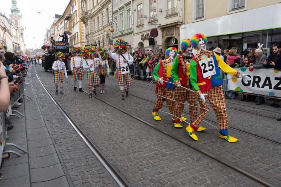 Festivals Graz: Fasching