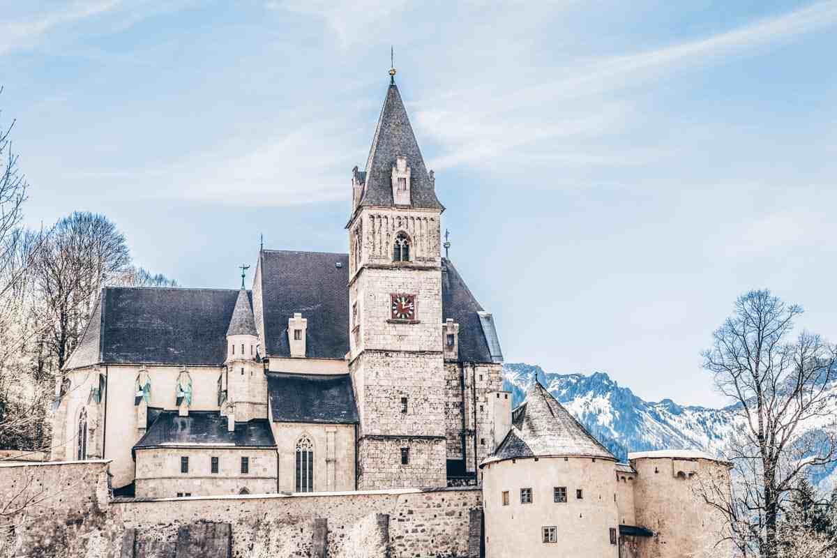 Steiermark Sehenswürdigkeiten: Die wunderbare Pfarrkirche St. Oswald in Eisenerz