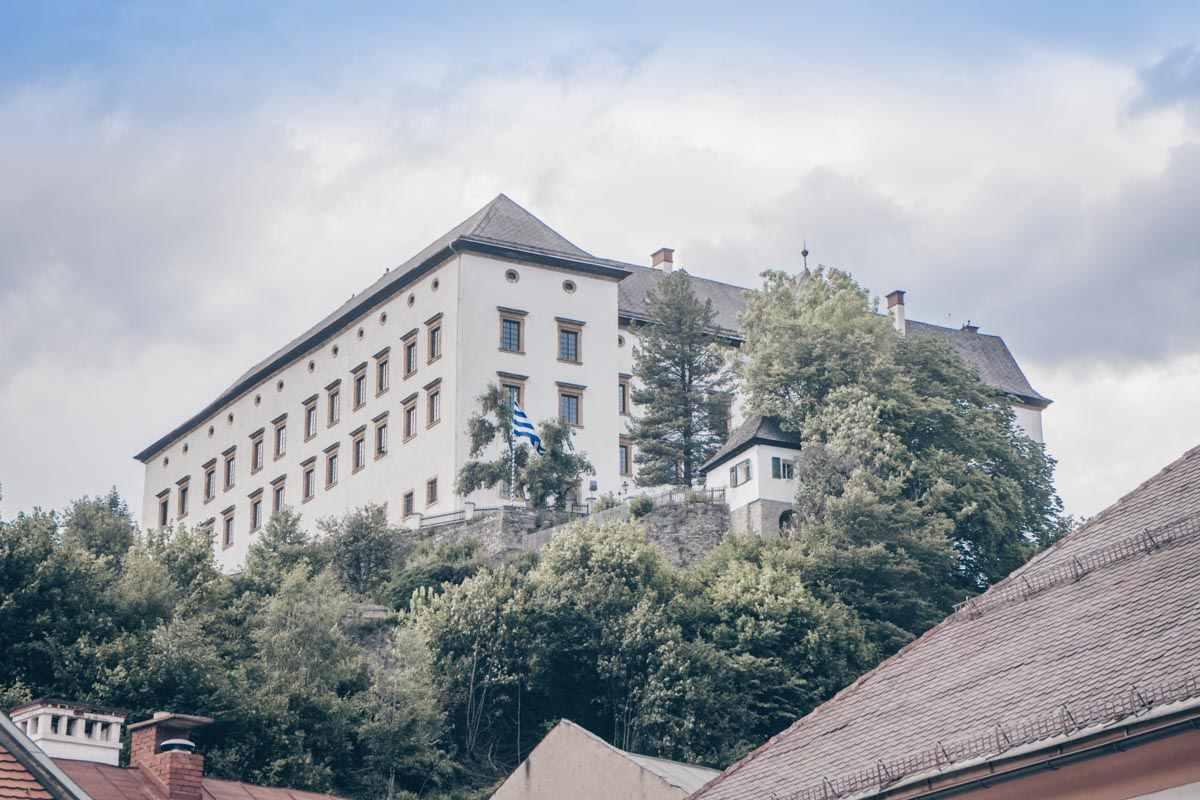Steiermark Sehenswürdigkeiten: Das Schloss Murau