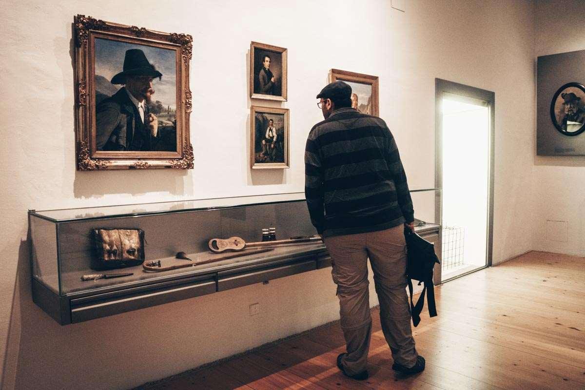 Steiermark Sehenswürdigkeiten: Das Jagdmuseum von Schloss Stainz