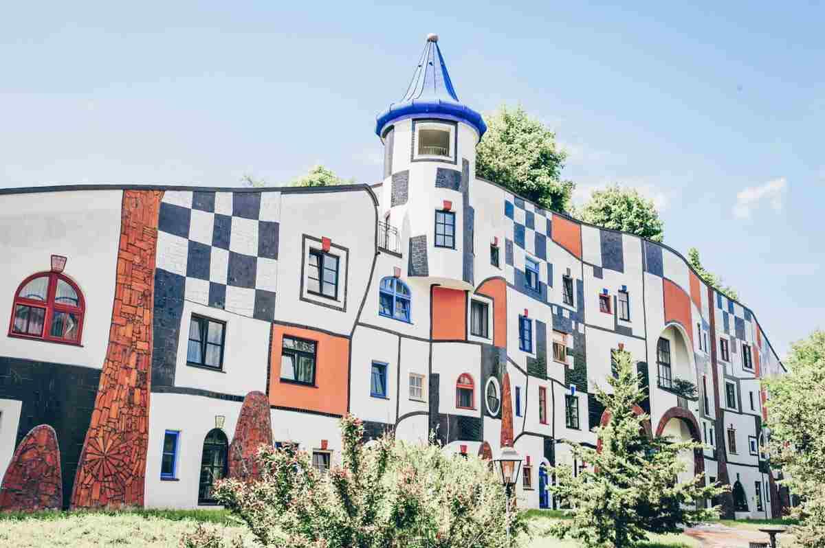 Steiermark Sehenswürdigkeiten: Bad Blumau