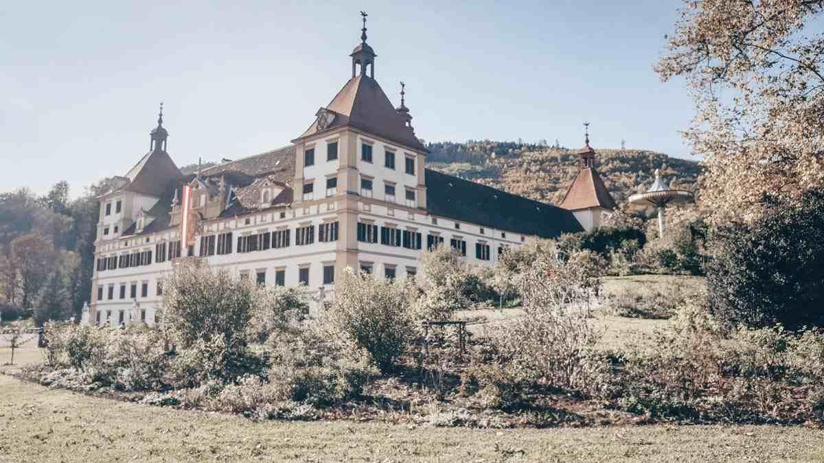 Graz Sehenswürdigkeiten: Das historische Schloss Eggenberg