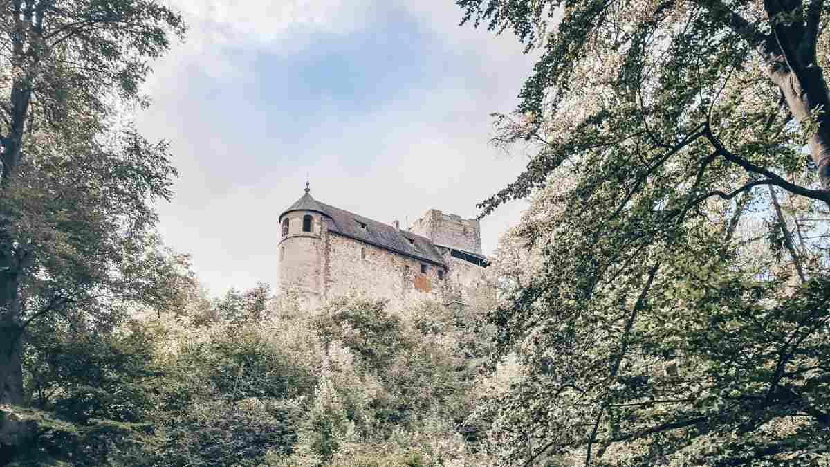 Graz Sehenswürdigkeiten: Die Burg Gösting