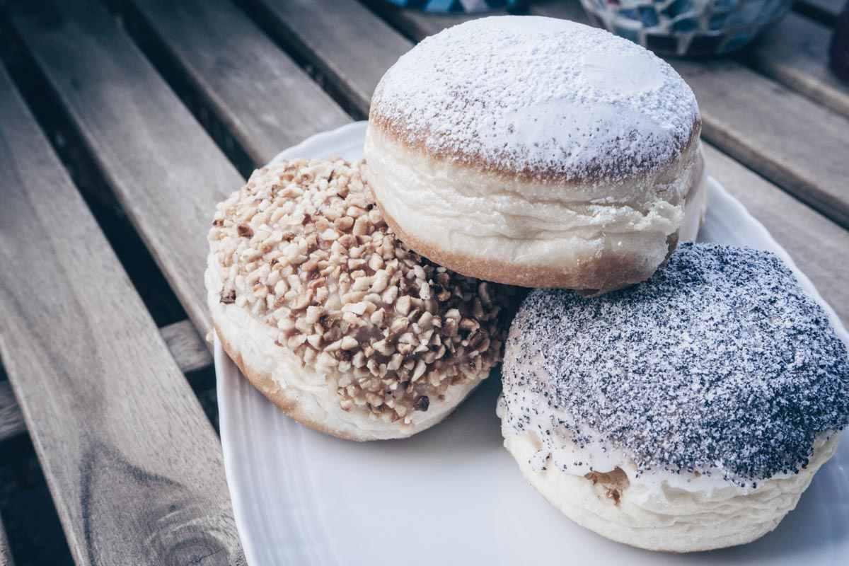 Austrian Pastries: Krapfen