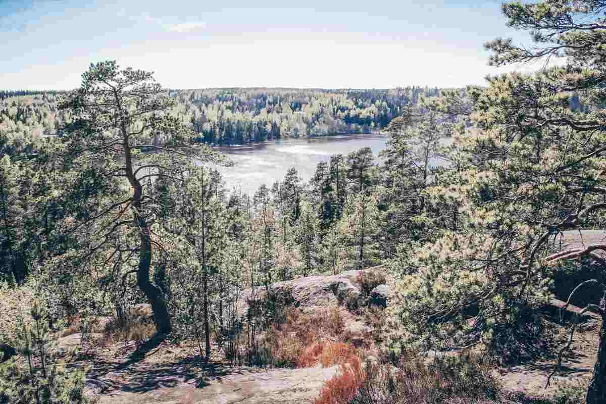 National Parks Finland: Tranquil forests and lakes in Nuuksio National Park