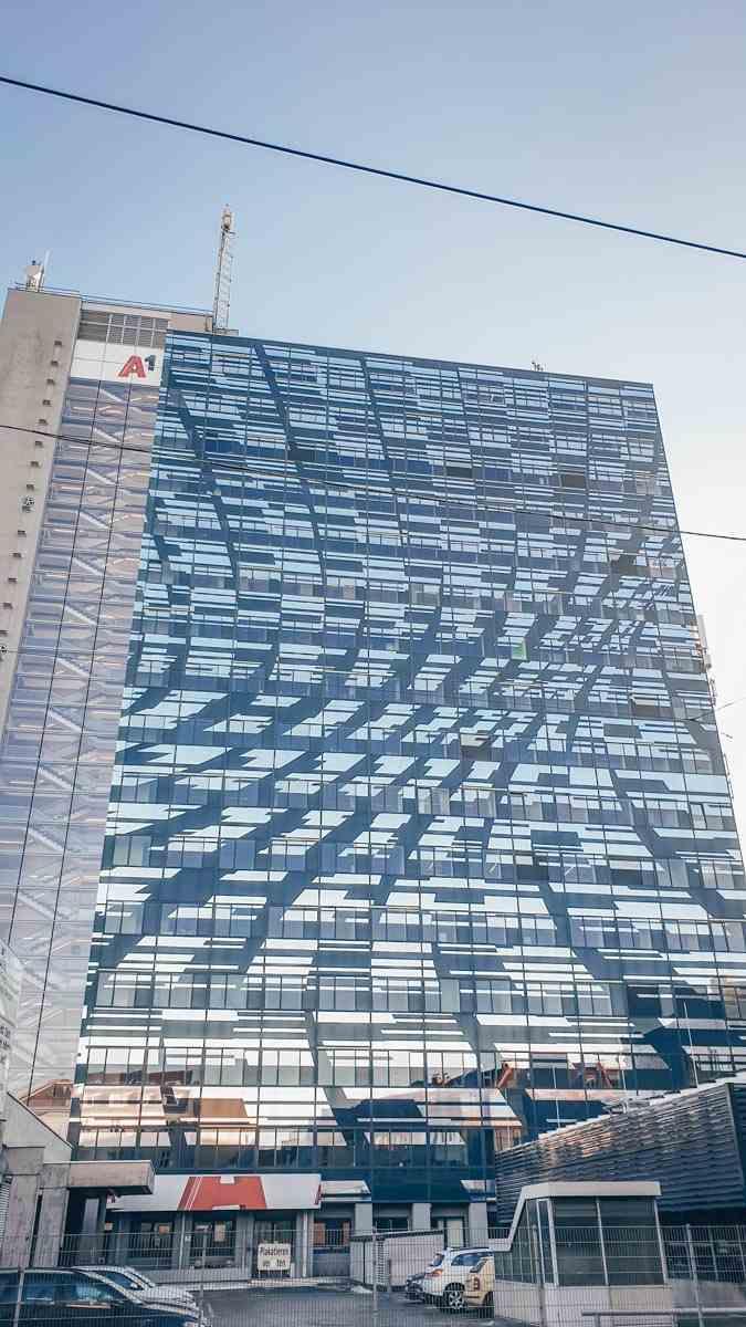 Graz: A1 Telekom-Gebäude