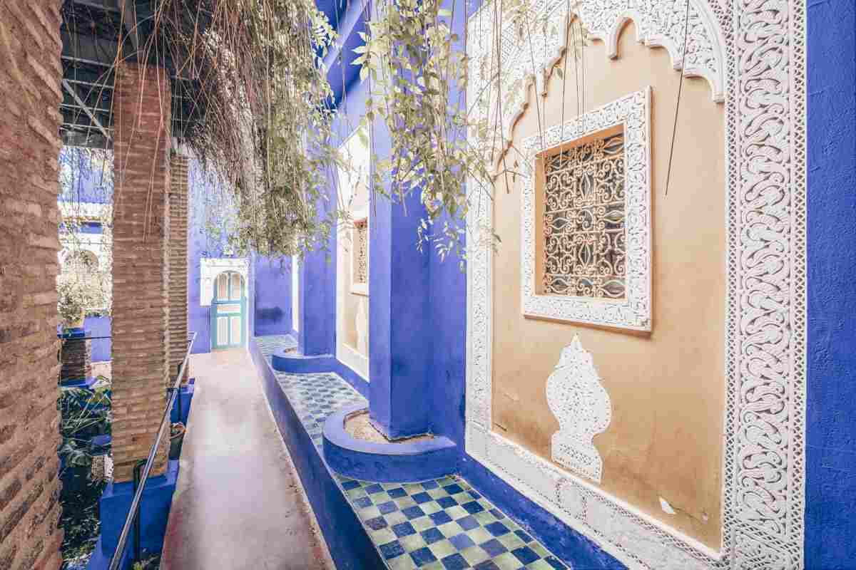 Marrakech: Inside the lovely Majorelle Garden