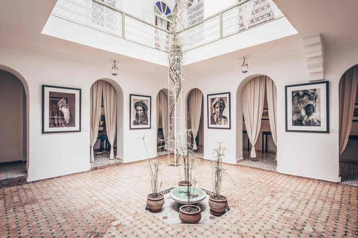 Marrakech museums: Interior of the Photography Museum. PC: saiko3p/Shutterstock.com